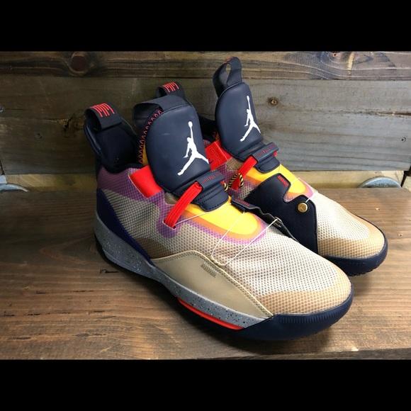 nouveaux styles cfa4f 1bd40 Nike Air Jordan 33 Future Flight Pull Lace Sz 9.5